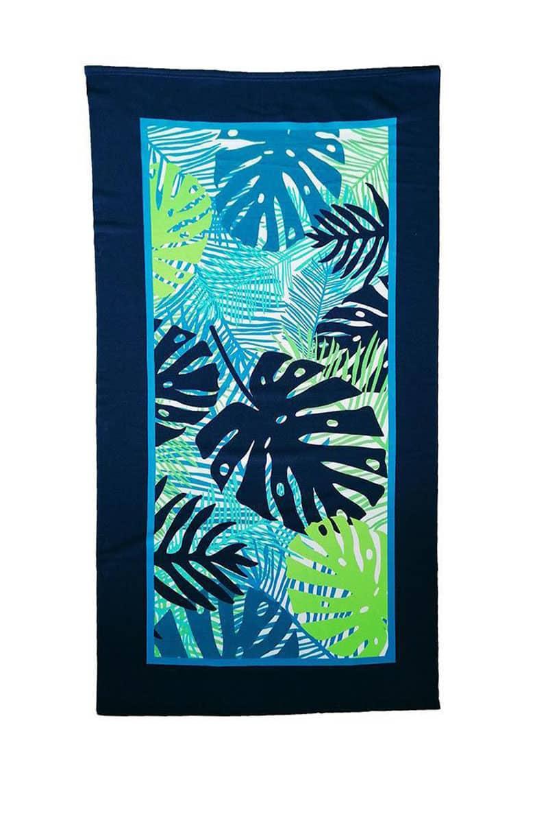 Beach Towel Tropical 90x170cm
